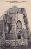 04 /SIMIANE / LA ROTONDE /  MONUMENT HISTORIQUE / CIRC 1924 - France