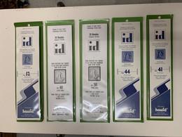 1 Lot De 12 Paquets Bandes ID Hawid Différentes Dimensions TB 2 Scans - Altro Materiale