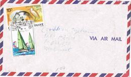 37760. Carta  Aerea KINGSTOWN (St. Vincent Y Granadinas) 1979 A Montserrat - St.Vincent & Grenadines