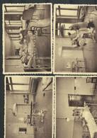 HOPITAL DE LA CAISSE COMMUNE D ASSURANCE DES CHARBONNAGES DU COUCHANT DE MONS A BOUSSU LOT DE 10 CPA - Frameries