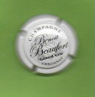 CAPSULE CHAMPAGNE.BENOIT BEAUFORT - Champagne