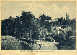 Sassello, Bastia E Borgo Dalla Provinciale Di Acqui - Savona