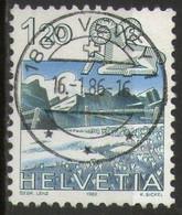 SUIZA-Yv. 1158-N-24294 - Oblitérés