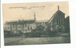 SAINT QUAY PORTRIEUX (22) Interieur De La Villa Jeanne D'arc - Saint-Quay-Portrieux