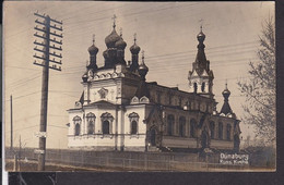 Lettland Dünaburg Russ.Kirche - Latvia