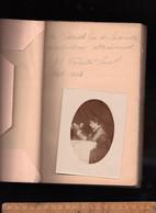 Le Vrai Visage Alise VALENTIN SMITH 1944 Signé Dédicace Tirage N°47/50 Illustrations Louis CHARRAT + Photo Portrait - Books, Magazines, Comics