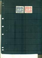 DOMINICAINE   50 ROTARY 2 VAL NEUFS A PARTIR DE 0.60 EUROS - Dominican Republic