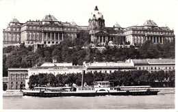 "BUDAPEST : BATEAU / SHIP "" VENUS "" Sur / On DANUBE - CARTE VRAIE PHOTO / REAL PHOTO POSTCARD ~ 1930 - '935 (af458) - Hungría"