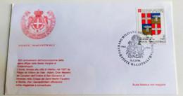 SMOM 1994 ANNULLO SPECIALE VERGINE DI COSTANTINOPOLI - Malte (Ordre De)