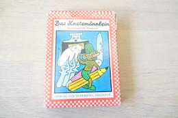 Speelkaarten - Kwartet, Das Knetemännlein Vereinigte Altenburger Und Stralsunder ASS Spielkarte RaRe, *** - Vintage - Cartes à Jouer Classiques