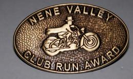 PIN  NENE VALLEY - CLUB RUN AWARD - Motorbikes