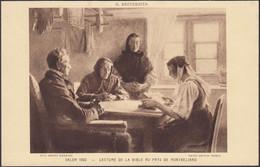 Lecture De La Bible Au Pays De Montbéliard, Non Circulé- Daté 1932 - Montbéliard