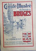 Guide Illustré Deu Touriste à Bruges - Toeristische Gids - Geschiedenis