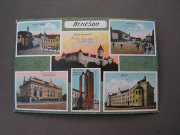 Benesov , Beneschau B. Prag  Ca. 1915 - Tchéquie
