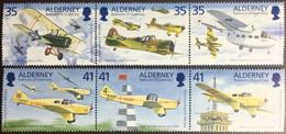 Alderney 1995 Aircraft MNH - Alderney