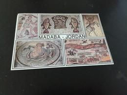 Madaba Jordan en L Etat Sur Les Photos - Jordanien