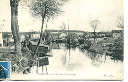 N°4583 R -cpa Corbeil -vue Sur L'Essonnes- - Corbeil Essonnes