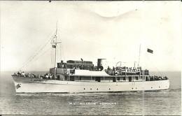 ( BATEAUX   )( M V KILORAN  )( TORQUAY  ) - Ferries