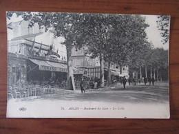 Arles - Boulevard Des Lices - Les Cafés - Grand Café Riche - ELD N°76 - Arles
