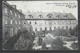 Czech Rep.,(Austria), Prague, Institut Der Englischen Fraulein Prag III, 1913 - Tchéquie