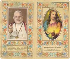 Calendarietto Tascabile Sacro Cuore Di Gesu' - Anno 1975 - Kalender