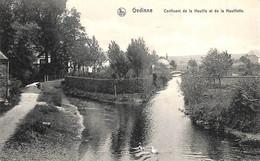 Gedinne - Confluent De La Houille Et De La Houillette (Edit. Haubursin 1914) - Gedinne