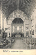 Conjoux - Intérieur De L'Eglise (DVD 13947, 1913) - Ciney