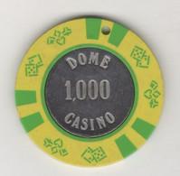 DOME   CASINO TOKEN - Casino