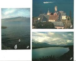Lot 32  CPM Prestige Du Lac Du Bourget  Voir Scans ) - Altri Fotografi