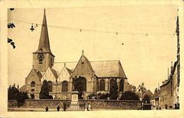 031 361 - CPA - Belgique - Meysse - L'Eglise, Place D'Hooghvorst - Meise