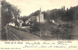 Vallée De La Lesse - L'Eglise De Celles (Nels 1904) - Houyet