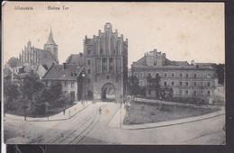 Allenstein Hohes Tor - Ostpreussen
