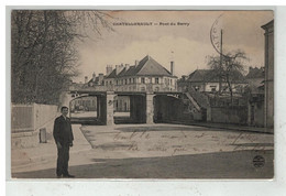 86 CHATELLERAULT #16051 PONT DU BERRY - Chatellerault