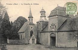 Ermeton S/Biert - La Chapelle Du Château (1911) - Mettet