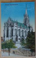 Basel Schweiz Bâle Suisse Elisabethenkirche - BS Basle-Town