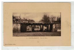 86 CHATELLERAULT #16071 PONT DU BERRY N° 27 - Chatellerault