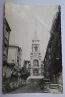 CPSM PARIS -  EGLISE NOTRE-DAME DE LA CROIX DE MENILMONTANT PARIS 20e - Petit Format - Eglises
