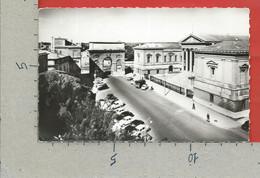 CARTOLINA NV FRANCIA - MONTPELLIER - Vue De L'Arc De Triomphe Et Du Palais De Justice - 9 X 14 - Montpellier