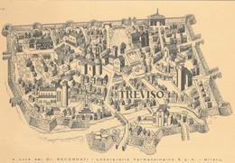 CARTOLINA NON VIAGGIATA TREVISO -PUBBLICITA' VALONTAN RECORDATI (ZX827 - Treviso