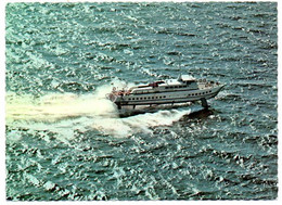 Boot Boat Ship Schiff Catamaran Kobenhavn Denemarken  Malmo Zweden Danmark Sweden - Other