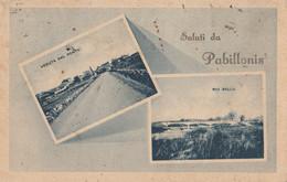 CARTOLINA VIAGGIATA PABILLONIS SARDEGNA (ZX1115 - Italia