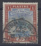 "SUDAN....KING EDWARD VII..(1901-10)...."" 1902..""......CAMEL.........1p.......SG24........ CDS....VFU.. - Sudan (...-1951)"