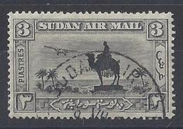 "SUDAN....KING GEORGE V....(1910-36.)......"" 1931..""....AIR.......3p........SG54......CDS....VFU... - Sudan (...-1951)"