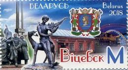 Weissrussland / Belarus / Biélorussie /BIAŁORUŚ 2018 MI.1256** - Belarus