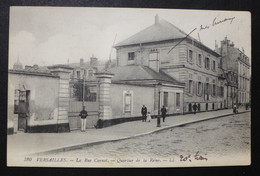 CPA - VERSAILLES - (78) - La Rue Carnot - Quartier De La Reine - Versailles