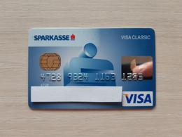 Macedonia - VISA CLASSIC . CREDIT CARD - Credit Cards (Exp. Date Min. 10 Years)