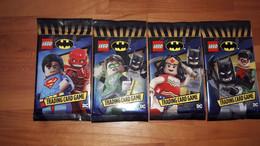 Vends Paquets De 5 Cartes De Lego Batman Trading Card Game (non Ouverts). - Marvel
