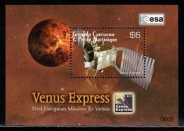 Grenada Grenadines 2006 Mi# Block 610 ** MNH - Venus Express / Space - Raumfahrt
