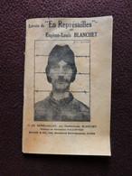 """DE - WW1 Militaria Histoire Prisonniers Guerre Camps GREFELD ALTEN-GRABOW... """"En Représailles""""  E. L. BLANCHET 64 Pages - Libros"""