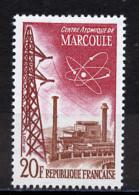 France - Frankreich 1959 Y&T N°1204 - Michel N°1248 * - 20f Centre Atomique De Marcoule - Unused Stamps